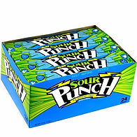 Sour Punch Straws - Blue Raspberry