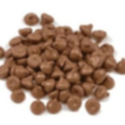 Wilbur -  Milk Chocolate Chips - 4,000ct