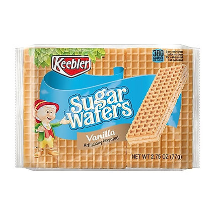 Sugar Wafers - Vanilla