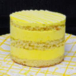 Lemon Mascarpone Individual