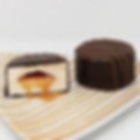 Tartufo - Salted Caramel Gelato