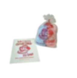 Cotton Candy Bags - Printed