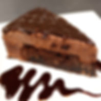 Gelato Cake - Chocolate Blackout