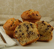 Muffins - Unbaked - 6.25oz - Chocolate Chip
