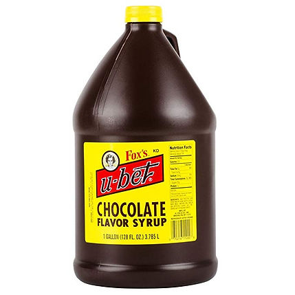 Syrup - Chocolate
