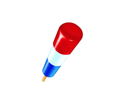GH Red, White, and Blue Big Stick