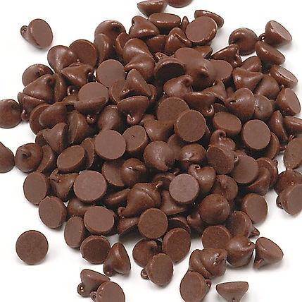 Wilbur - Semi Sweet Mini Chips - 10,000ct