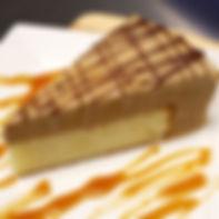 Gelato Cake - Salted Caramel
