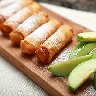 Apple Pie Logs