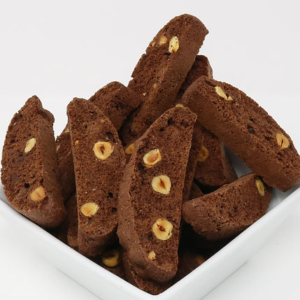 Biscotti - Chocolate Hazelnut