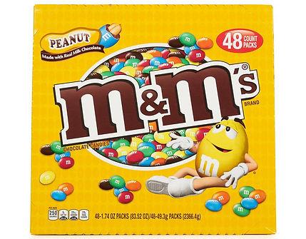 M & M - Peanut