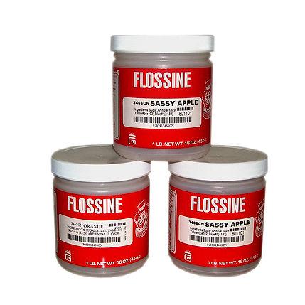 Flossine Jar - Pink Vanilla