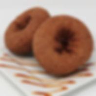 Donuts - Apple Crisp