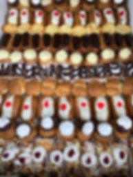 Assorted Italian Pastries
