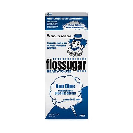 Flossugar - Boo Blue