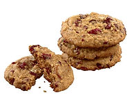 Country Home - 1oz. Cookie - Honey Nut Raisin