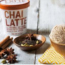 Pints - Chai Latte Ice Cream