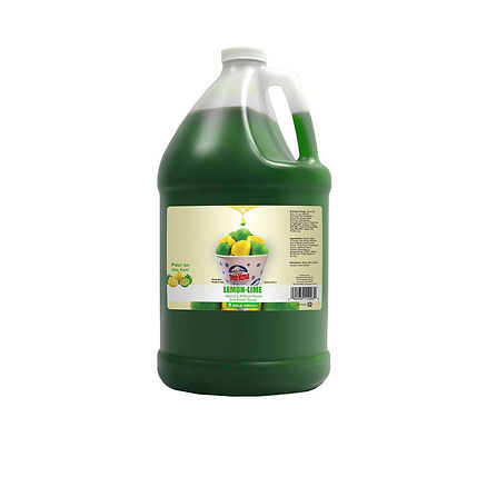 Sno-Kone Syrup - Lemon-Lime