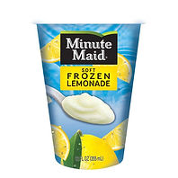 Minute Maid - Frozen Lemonade Cup