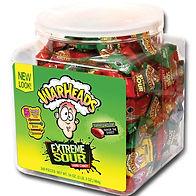 Warheads Jar