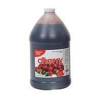 Sno-Kone Syrup - Sugar Free - Cherry