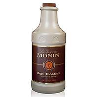 Monin Sauce - Dark Chocolate