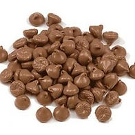 Wilbur -  Milk Chocolate Chips - 1,000ct