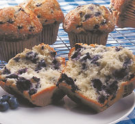 Muffins - Unbaked - 6.25oz - Blueberry