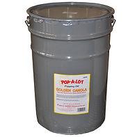 Popcorn Oil - Canola Oil