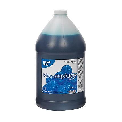 Sno-Kone Syrup - Sugar Free - Blue Raspberry
