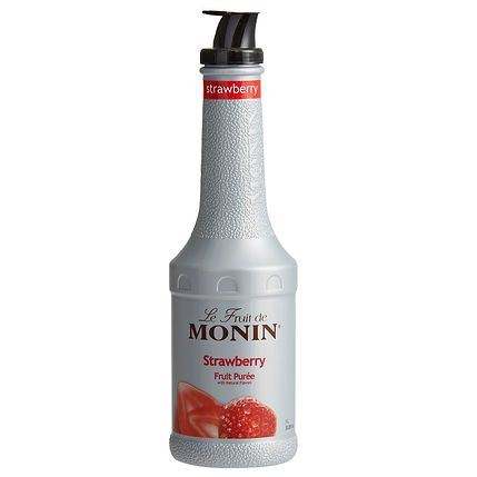 Monin Puree- Strawberry