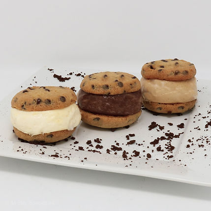 Cookie Slider Trio