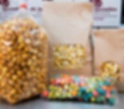 Gourmet Popcorn: Kettle Corn, Buttered Popcorn, and Specialty Flavors