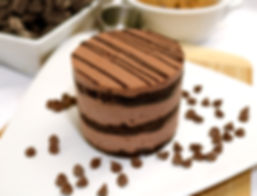 Chocolate Mousse Individual