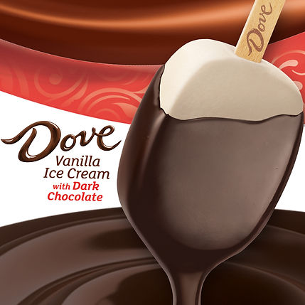Dove Bar - Vanilla Dark