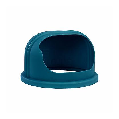 Cotton Candy Floss Cover - Double Bubble (Blue)