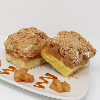 Crumb Cake - Apple