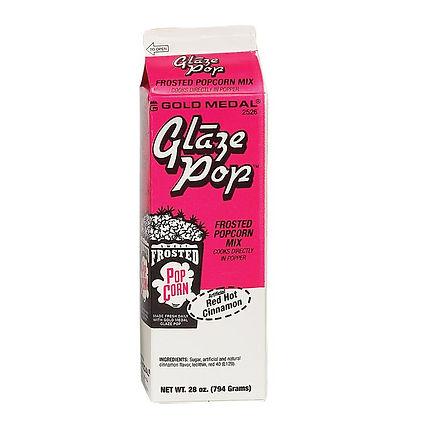 Glaze Pop - Hot Cinnamon