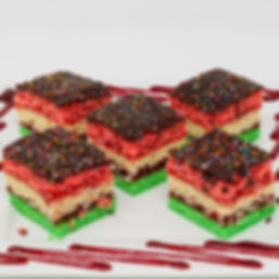 Rainbow Fantasy Cookies