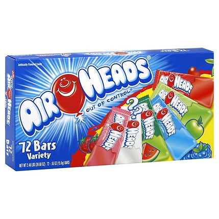 Airhead Assorted Candy