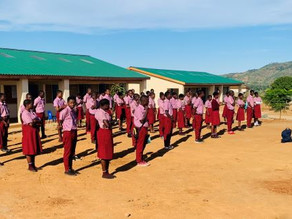 End of First Term Assembly at Hope