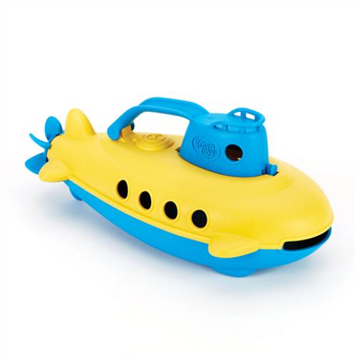 GreenToys Submarine - Blue Handle