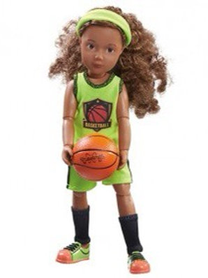 Käthe Kruse Kruselings Sofia Joy Basketball Star - Doll Set