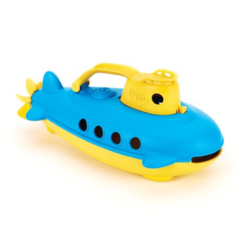 GreenToys Submarine - Yellow Handle