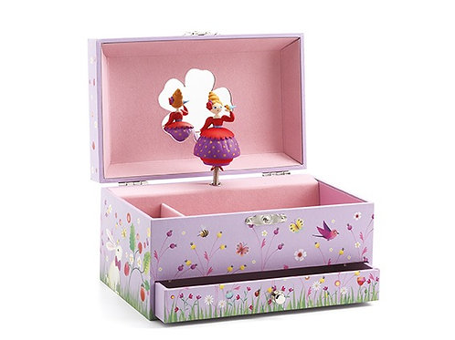 Djeco - MUSICAL BOX - Princess's melody
