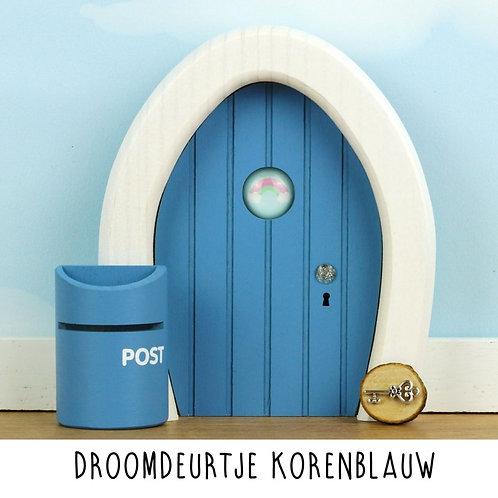 Droomdeurtjes - Droomdeurtje Korenblauw
