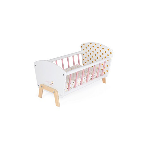 Janod Candy Chic - Poppenbed