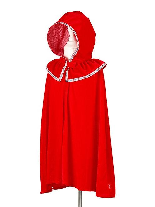 Souza - Roodkapje cape, 4-8 jr/104-128 cm