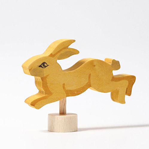 Grimm's - Decorative Figure Jumping Rabbit