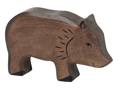 Holztiger Bosdieren - WILD ZWIJN